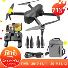 OTPRO F11 Z5 5 8G dron GPS 1KM FPV 25 minut z 2-osiowy Gimbal kamera 1080P zdalnie sterowany quadcopter RTF VS Xiaomi FIMI A3 tanie tanio Z tworzywa sztucznego 37*37*8 Silnik bezszczotkowy Baterie Instrukcja obsługi Ładowarka Pilot zdalnego sterowania Kabel usb