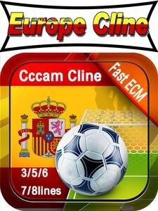 Cccam-Cline Gtmedia V8 Stable Portugal/poland 1-Year 100%Ensured DVB-S2 for Europe V9