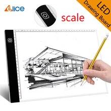 цена Elice Magic Electronic painting Drawing Board Coloring Doodle Painting Digital Tablets Drawing Board For Birthday Gift онлайн в 2017 году