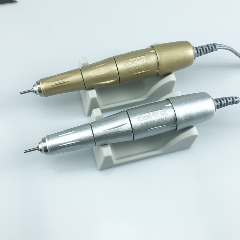 Saeyang <font><b>STRONG</b></font> 210 PRO <font><b>105L</b></font> handle 45000 RPM Dental Marathon Micromotor Polishing Handpiece manicure machine image