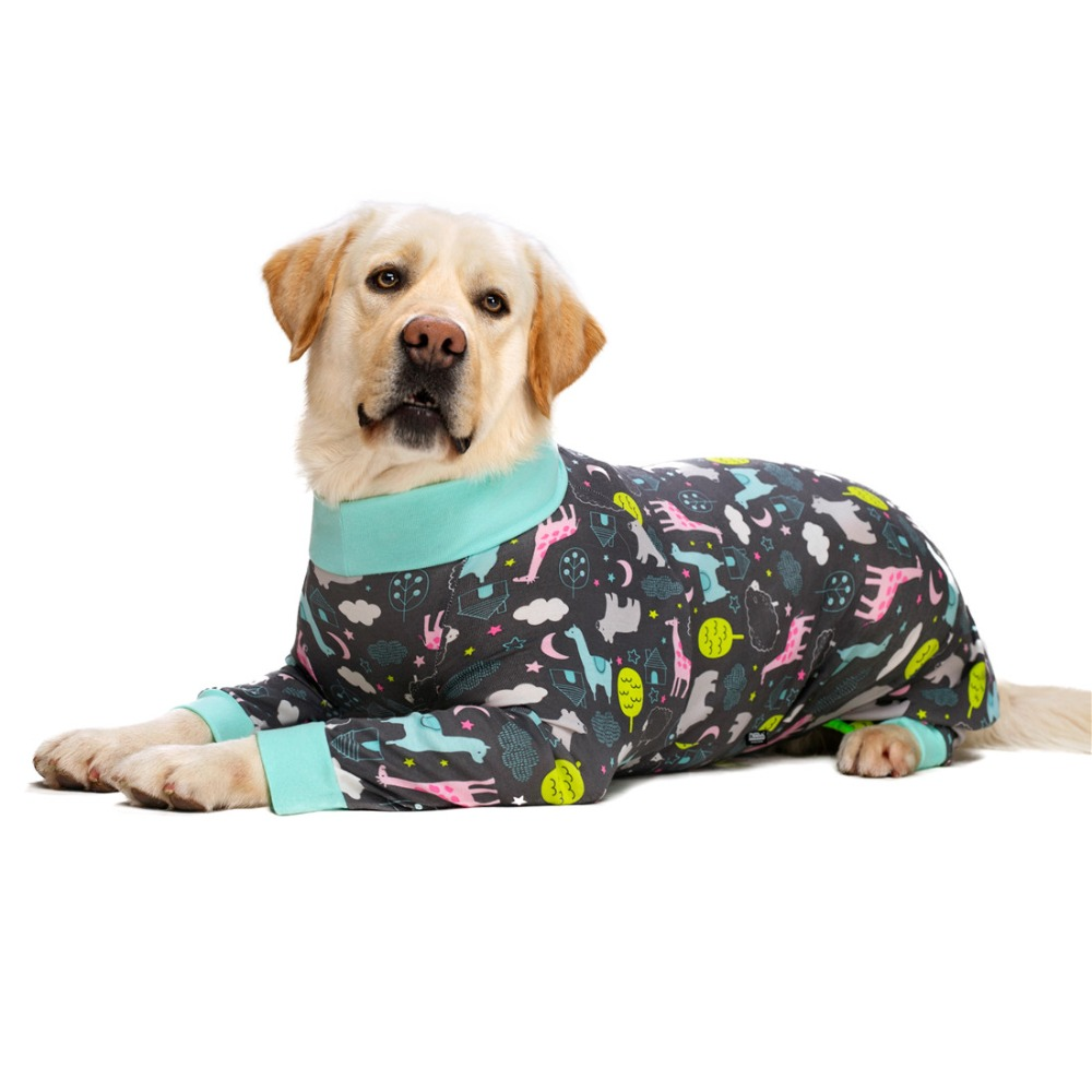 Dogs Pajamas For Pet Dogs Clothes  (2)