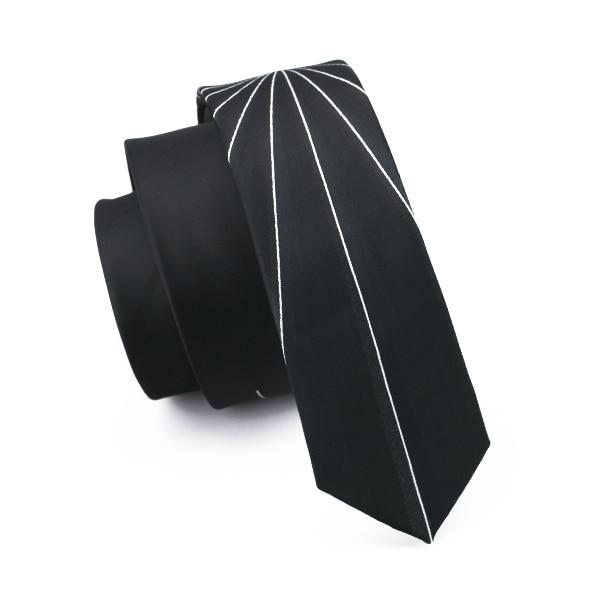 5,5 см Модный тонкий галстук золотого и оранжевого цветов, Шелковый жаккардовый галстук для мужчин, свадебные, вечерние, повседневные, Прямая поставка - Цвет: HH-233