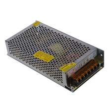 Переменный ток 110 В/220 В в постоянный ток 12 в 10 А 120 Вт трансформатор напряжения переключатель питания для светодиодные ленты светильник