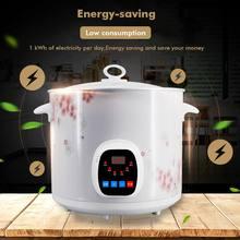 6л большой емкости черный чеснок ферментер черный чеснок ферментная коробка умная ферментация машина интеллектуальное управление Garlics чайник