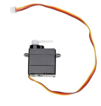 RCtown New Arrivals Digital Servo for XK X520 2.4G 6CH FPV RC Airplane Spare Part 4.3g Digital Servo High Quality Parts #X0708