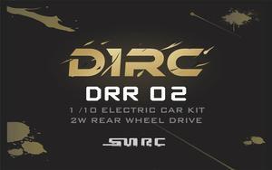 Image 2 - SN RC DRR 02 DRR02 1/10 2WD ขนาดใหญ่มุมพวงมาลัย POSTPOSITION โพสต์ไดรฟ์ DRIFT รถ