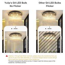 Стеклянный галогенный светильник 10 шт в упаковке 16 Вт g4 сменный