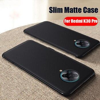 Lainergie For Xiaomi Redmi K30 Pro Case Matte Soft Silicone Back Cover Phone Case For Redmi K30 Pro ZOOM K30Pro