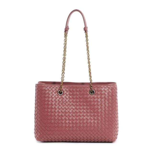 Femmes sac à bandoulière 100% peau de mouton cuir fourre tout Shopping sac de luxe marque Design sac à main mode Simple grande capacité 2020 nouveau