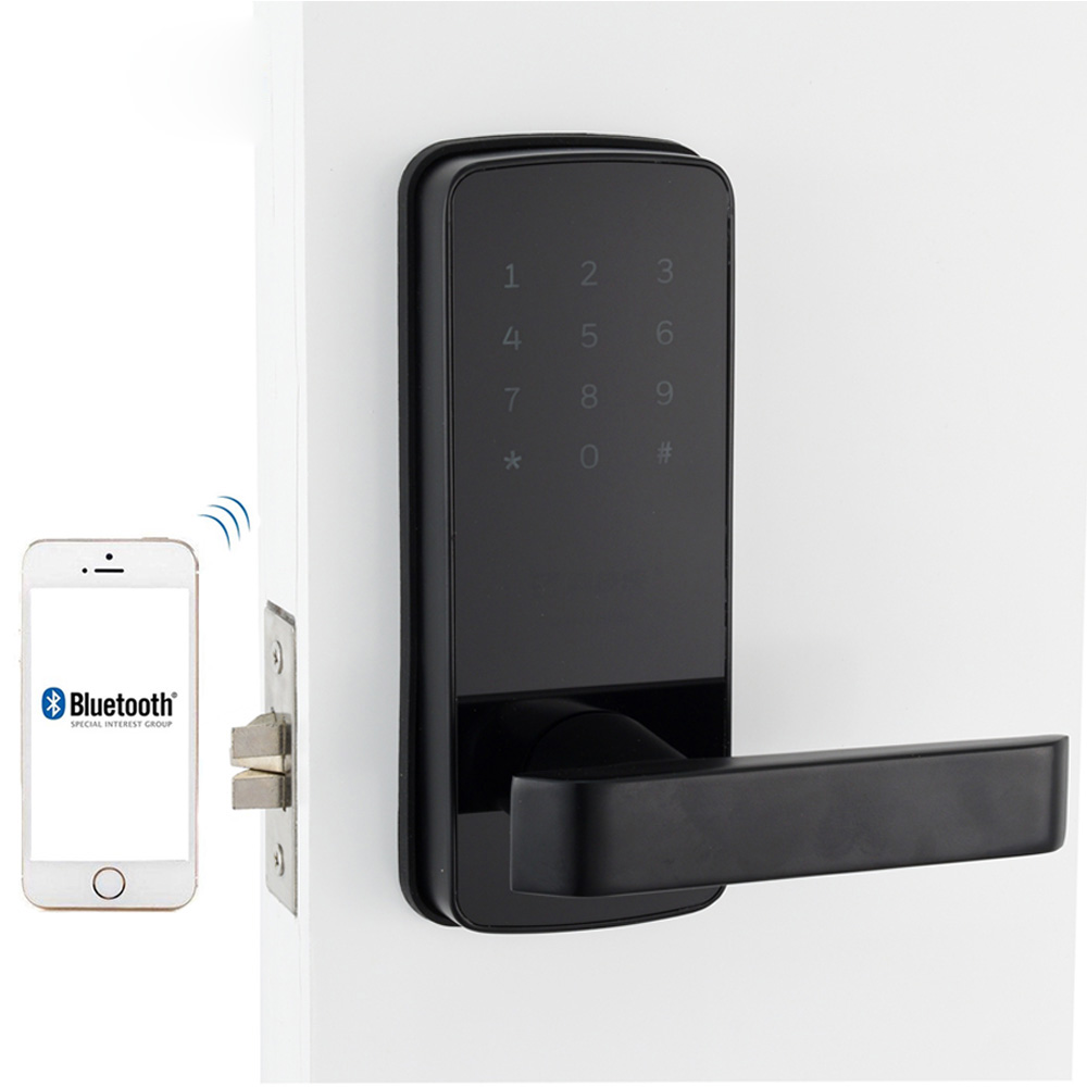 TT Lock App Smart Door Lock WiFi, Keyless Korea Digital Door Lock  Bluetooth Smart Password Lock Pin Code Electronic Door Lock