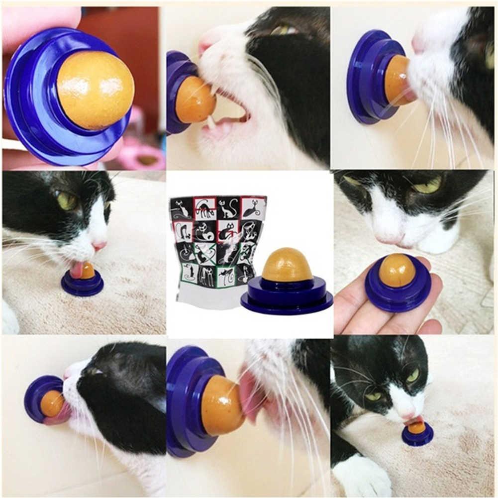 สุขภาพบำรุงอาหารแมวเลียขนมปลาเจลาตินขนม Lickable Candy พลังงานโภชนาการ Ball ของเล่น