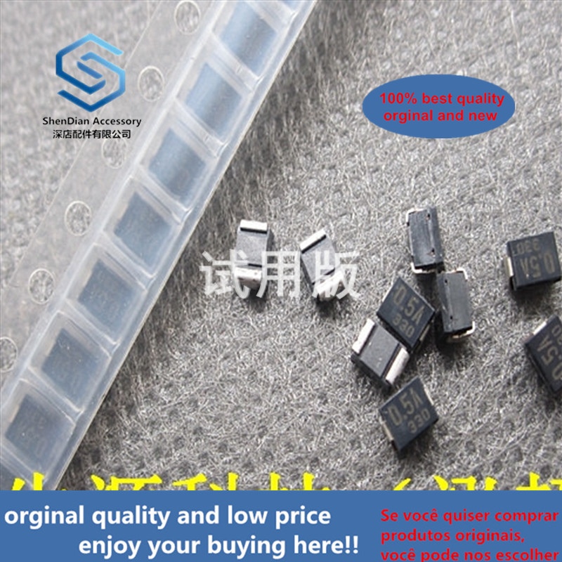 20ppcs 100% Orginal New ICP-S0.5TN 1210 0.5A 50V Current Surge Protection Fuse 3.2X2.5mm