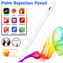 For Apple Pencil 2 iPad Stylus Pen For iPad Pro 11 12.9 2018 7th 10.2 Mini5 Air 3 10.5 2019 with Palm Rejection Tilt sensitivity