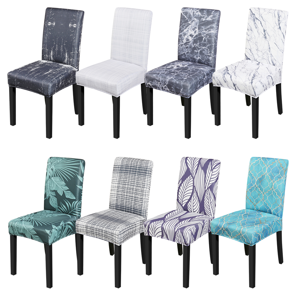 1-4PCS Stretchy Chair Covers Slipcover Dining Room Party Banquet Wedding Decor