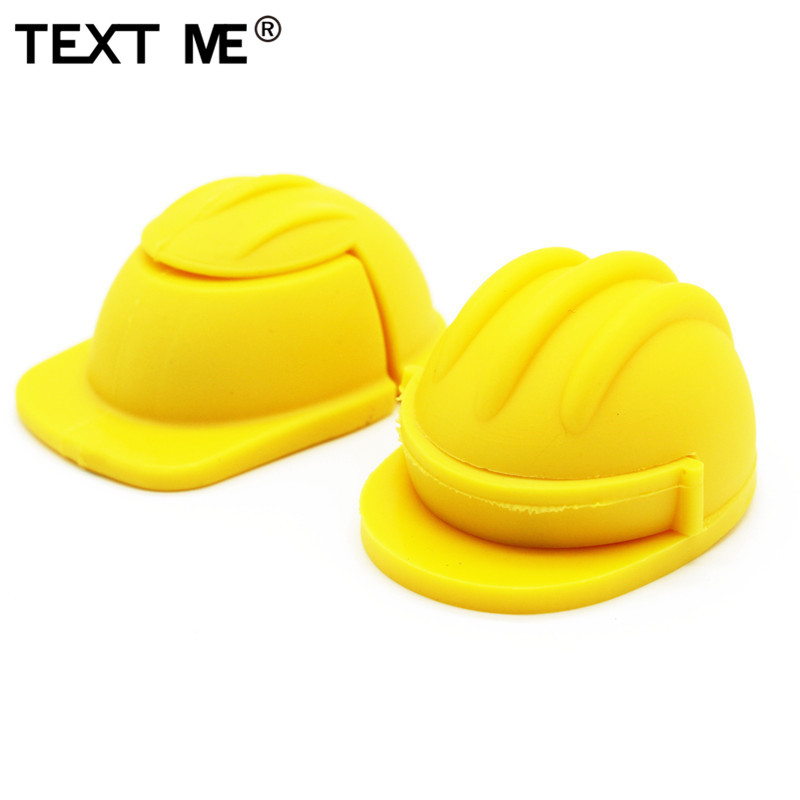 TEXT ME Areive Helmet Usb Flash Drive Usb 2.0 4GB 8GB 16GB 32GB 64GB Pendrive Gift U Disk