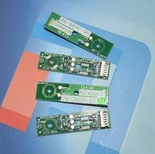 12 * puce de développement d'unité pour Konica Minolta, puces pour C220 C280 C360 C224 C224e C284e C284 C364 C364e C454 C454e C654 C554 C452