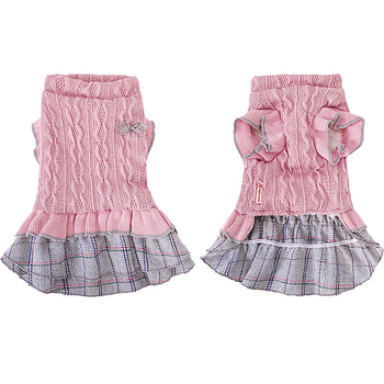 Cat Knitted Dress  4