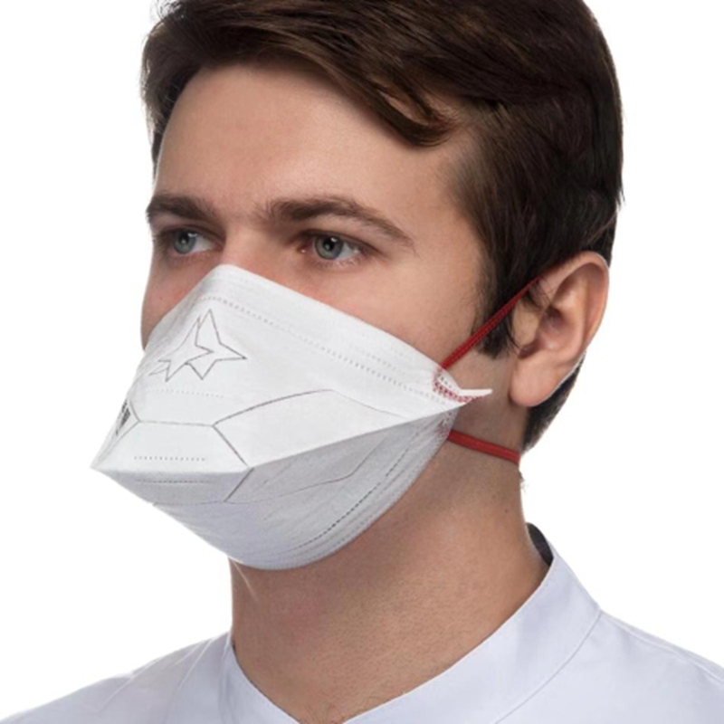 FFP3 FFP2 Reusable Face Mask Safety Shield Pm2.5 Protection N95 Valve Respirator Filter Mouth Cover Protective N99 Dust Masks