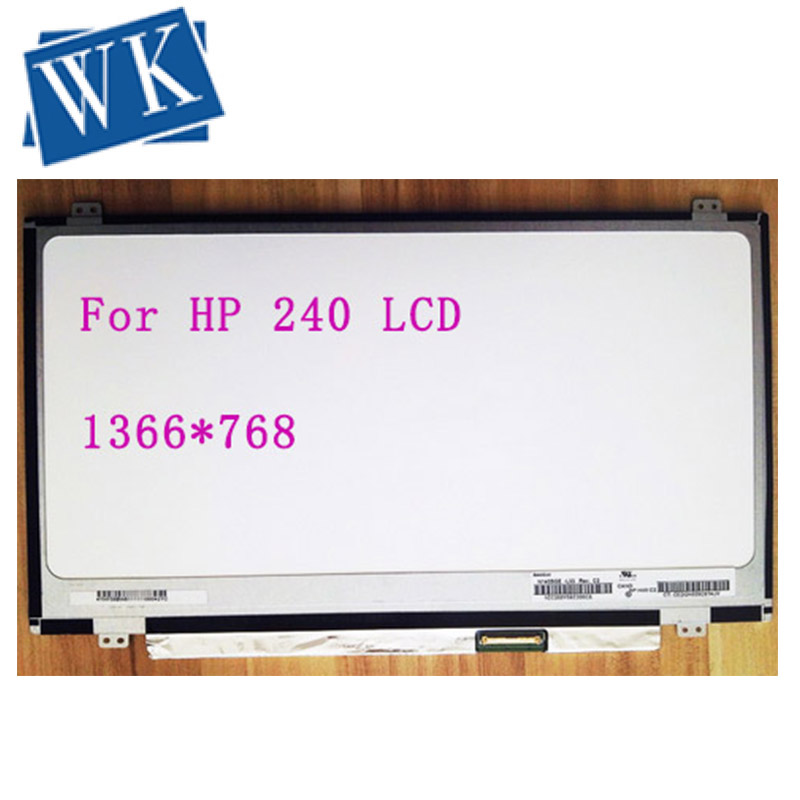 "Replacement Panel For HP 240 Matrix for 14.0"" HD 1366X768 LCD Display Laptop Spare parts"