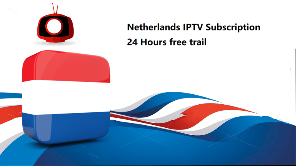 Netherlands IPTV Subscritption 12 Months Support M3U Smarters Pro Fire Stick Android TV Box Smart TV Stalker MAC URL