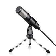 Directional USB Desktop Microphone Wired Computer mic Perfect for gaming VoIP streaming and Conference tyless usb plug computer tabletop omnidirectional condenser boundary conference microphone for recording gaming skype voip call