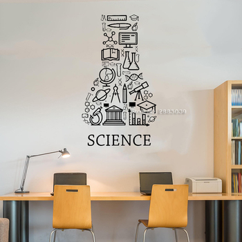 Brain Wall Decal Classroom Poster Work Education Motivation Office Sign Science Quote Vinyl Sticker Study Decor School Office Wall Art 7 53