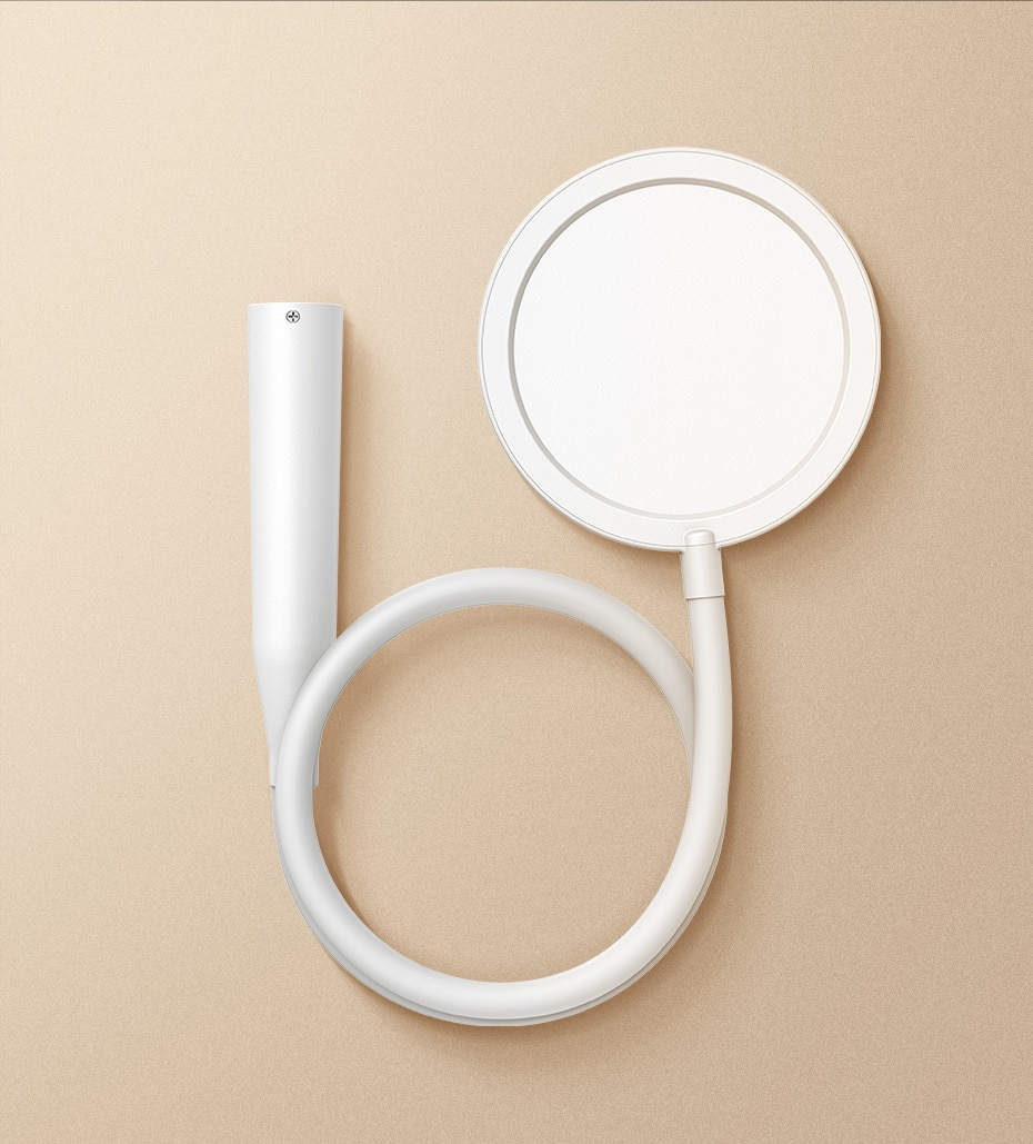 Baseus Comfort Reading Charging Uniform Light Hose Desk Lamp White DGYR-02 8