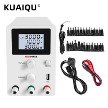 30V 10A Mini Switching DC Lab Power Supply Sets Regulated Variable Adjustable Power Source Voltage Stabilizer 110V/220V