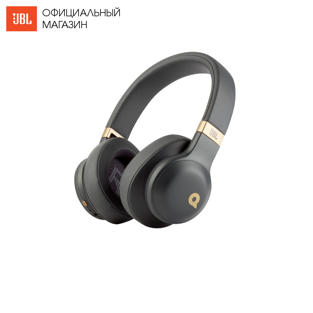 Earphones & Headphones JBL JBLE55BTQ Portable Audio Video with microphone