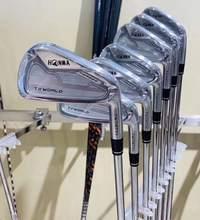 Гольф клуб honmatw747vx Железный набор для гольфа r/s эластичный