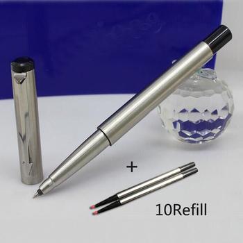 Darmowa wysyłka roller długopis i wkłady 0 5mm pisanie szkolne biurowe uchwyty biurowe wysokiej jakości gorąca sprzedaż tanie i dobre opinie STOHOLEE CN (pochodzenie) Biuro i szkoła pen