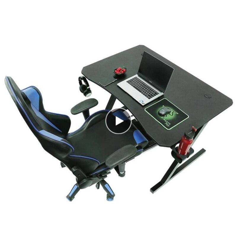 Computer Desktop Table Rental House Home Bedroom Simple Game Gaming Table Desk Student Writing Simple Desk Multifunction Holder