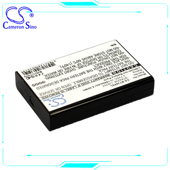 Cameron Sino 3.7V 1800mAh Li-ion Battery for Royaltek RBT-2010 BT GPS Navigator Spare Part Replacement image