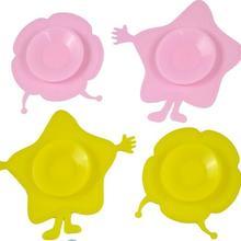 Silicone Bowl Magic Tableware Sucker-Stick Suction-Cup Non-Slip-Bowl Baby Children's