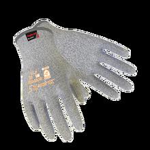 Guantes anticortes flexibles de fibra BladeX, guantes de trabajo de nivel 5, antibacterianos y anticortes, para mecánicos