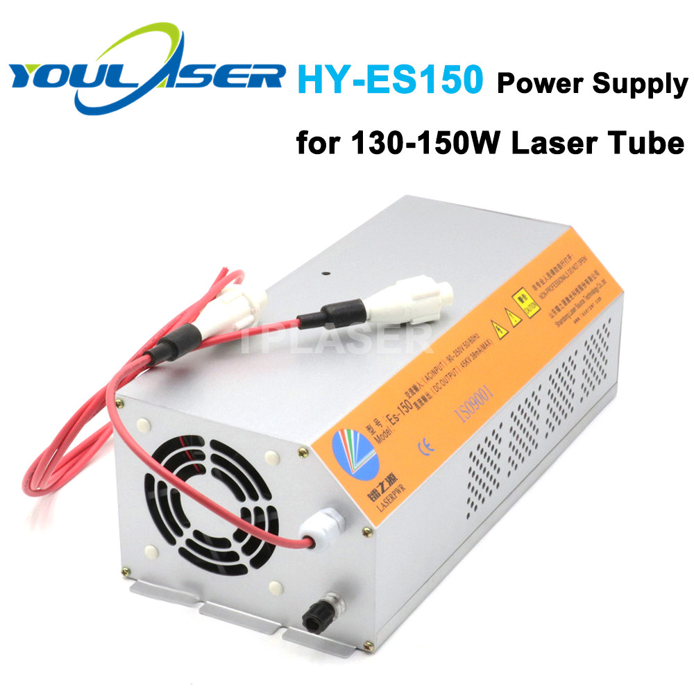 150W ES150 CO2 Laser Power Supply For 130-150W Co2 Laser Tube