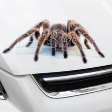 16x14CM 3D Car Sticker Car Body Spider Gecko Scorpions Car Styling Vinyl Stickers And Decal For Car Auto Exterior Accessories cheap OLPAY The Whole Body Animal Pattern Other 3D Sticker 16cm 0 1cm cartoon Comes Packaged PT-055 Spider Gecko Scorpions