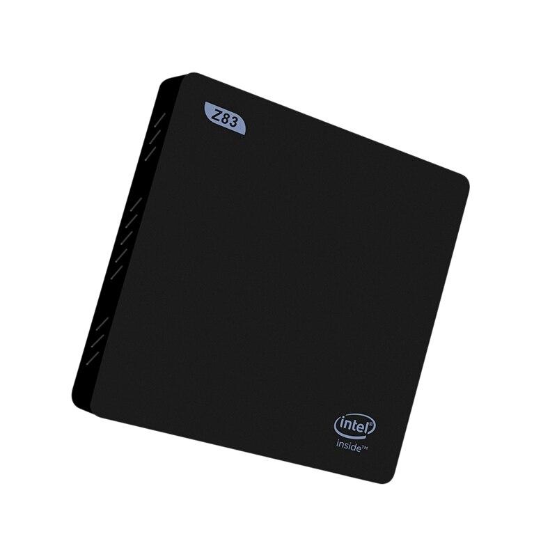 Z83 MINI PC For Intel Atom Z8350 Up To 1.92GHz 4GB RAM 64GB ROM Windows 10 Bluetooth 4.0 4K WiFi 1000M LAN Mini Computer