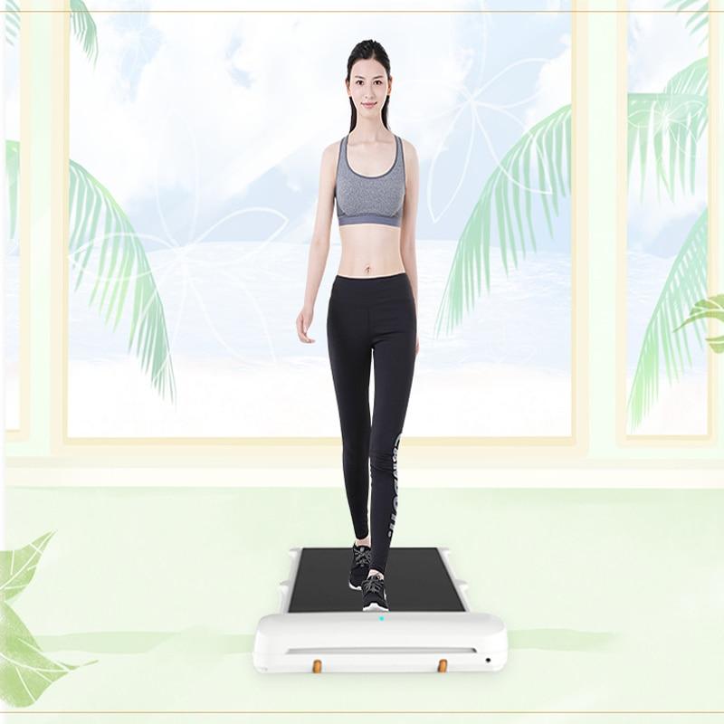WalkingPad A1 C1 tapis roulant électrique intelligent pliable automatique contrôle de vitesse LED affichage Fitness perte de poids salle de sport intérieure