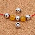 Модные тибетские серебряные Фонарики 20 шт./лот, свободные разделительные бусины 8 мм ручной работы, разделительные металлические бусины для...