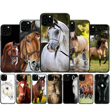 Мягкий силиконовый чехол для iphone 5 5s SE 2020 6 6s 7 8 Plus X XR XS 11 pro Max