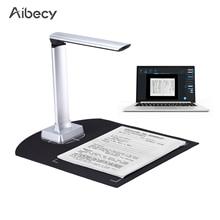 Aibecy BK31 Portable Document Camera Scanner USB 2.0 HD 10 Mega-pixels High Speed Scanner Capture Size A4 PDF Format Export