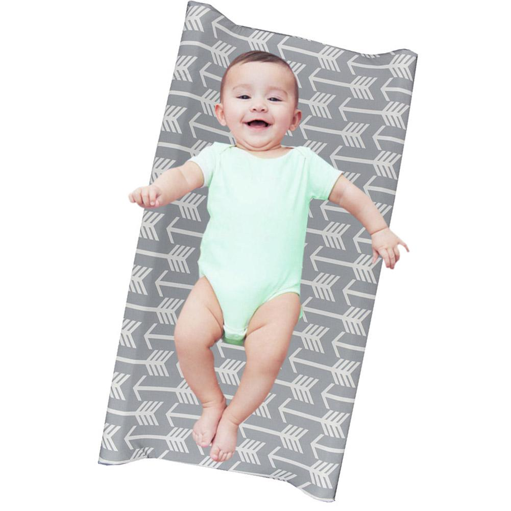 Baby Diaper Changing Mat Diaper Changing Pad Table Cover Soft Breathable Waterproof Reusable Changing Cover For Newborn Infant