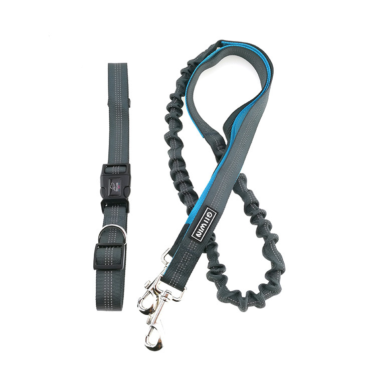 New Products Pet Belt Running Hand Holding Rope Multi-functional Nylon Dog Sports Traction Sling Pet Supplies
