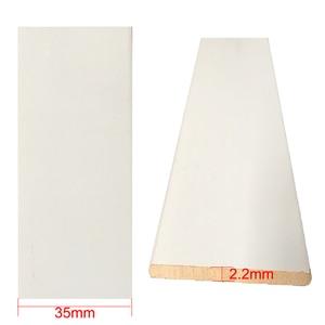 Image 4 - 대나무 베네 치안 블라인드 35 mm 판금 사용자 정의 크기 창 셔터 홈 장식에 대 한