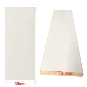 Image 4 - Бамбуковые подъемные жалюзи 35 мм, жалюзи индивидуального размера для украшения дома