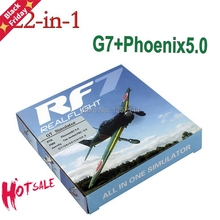Better Quality 22 in 1 Simulator 22in1 USB RC Simulator for Realflight Support G7.5 G7 G6.5 G5 FS-I6 TH9X Phoenix5