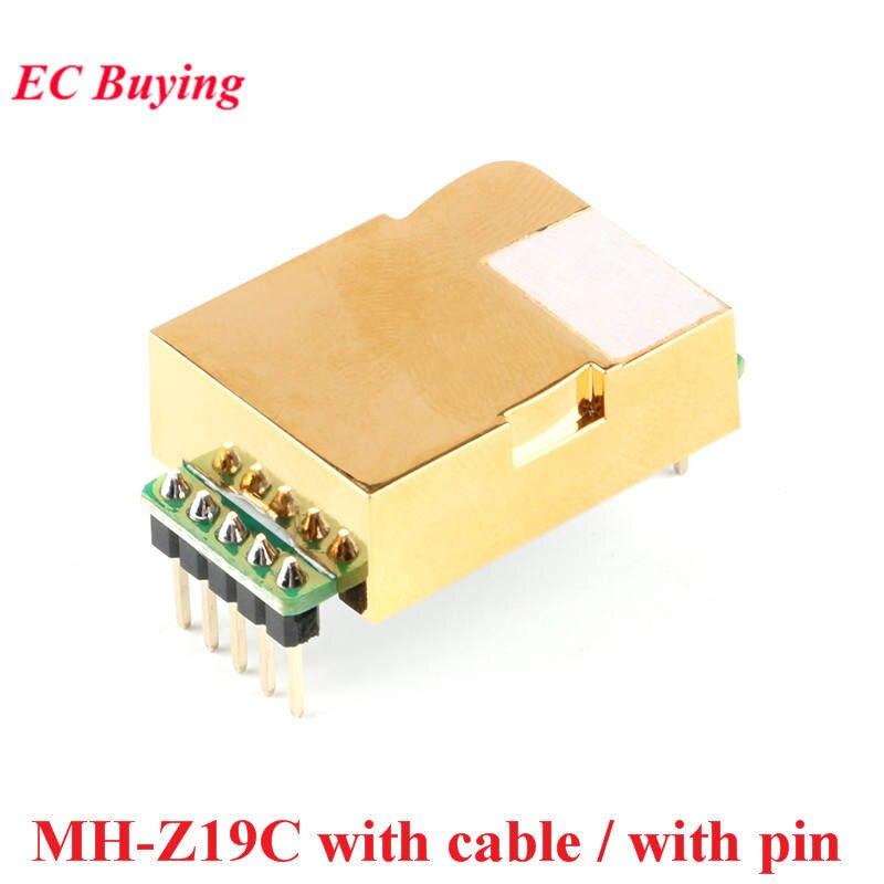 Gas-Sensor Dioxide Infrared-Co2-Sensor-Module Mh-Z19 mh-Z19c Monitor Carbon IR NDIR