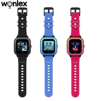 Wonlex KT20 Smart Watch Baby GPS WIFI LBS Positioning Tracker 4G Video Camera Voice Chat GEO Fence Location Child Smart Watches