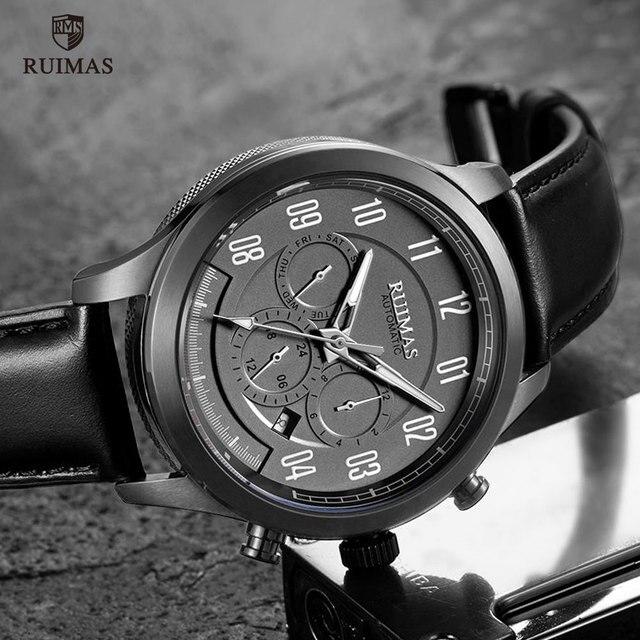 RUIMAS Men's Casual Mechanical 6785